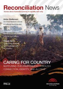 Reconciliation News edition 44 cover